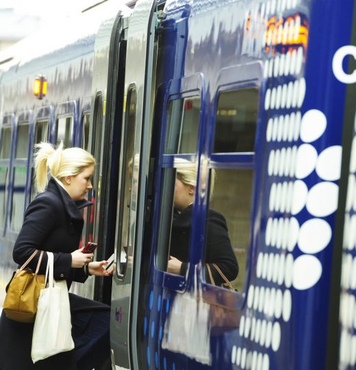 Scottish Public Transport Rewards Scheme