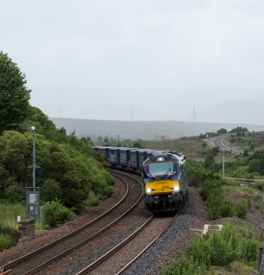 Dumfries to Edinburgh Direct Rail Link