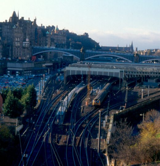 Edinburgh Light Rail Metro