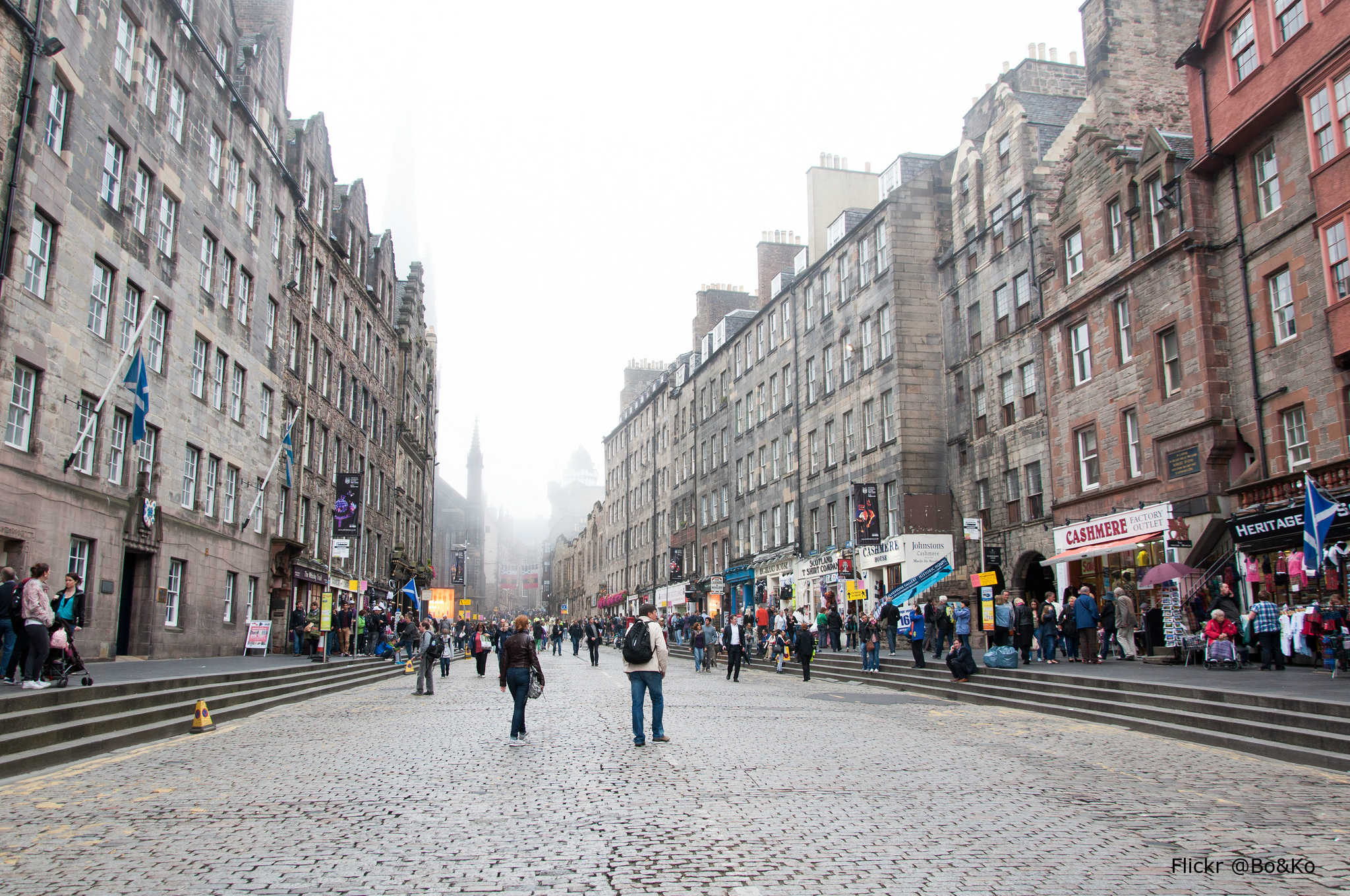 'Heart of the City' pedestrian zone